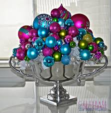 Bright and Modern Christmas Decor - Celebrate & Decorate