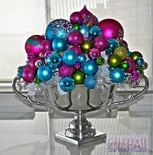 Bright and Modern Christmas Decor - Celebrate & Decorate