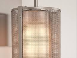 picture of uptown mesh indoor hanging wall sconce