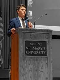Student Spotlight: Mount Man of All Seasons Harry Scherer | Mount ...