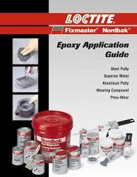 Epoxy Application Guide Loctite Ph