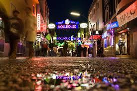 Sao Paulo Red Light Nightlife In Reeperbahn Hamburg Best Bars Clubs More