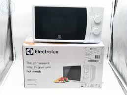 ⭐Lò Vi Sóng Electrolux EMM20K18GWI 20L - Bảo Hành 24 Tháng: Mua bán trực  tuyến Lò vi sóng với giá rẻ