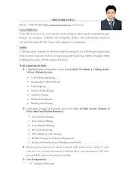 Toolroom Manager Sample Resume Podarki Co