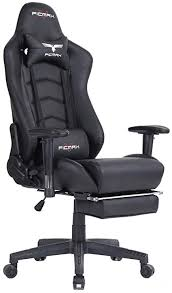 ergonomic office chairs with lumbar support. Unique Lumbar Ficmax Gaming Chair Office With Massage Lumbar Support HighBack PU  Leather Racing To Ergonomic Chairs With Support H