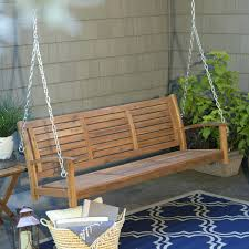 Porch Swing Chains Lowes Yard Swings With Canopy Hooks