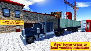 Cargo Vending Machine Gorgeous Vending Machine Transporter Mega Cargo Simulator By Asad Hasan Bokhari