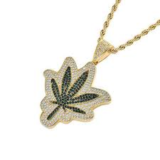 maple leaf necklace wooden necklace