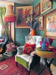 Bohemian Living Room Makeover  First Edition   F A S H I O N Bohemian Living Rooms