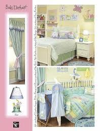 baby elephant crib pillow blanket