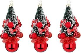 Magic By Inge Christbaumschmuck Traditional Red 3 Tlg Online Kaufen Otto