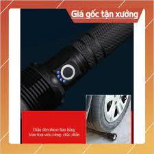 Đèn Pin Siêu Sáng XHP70 ( CÔNG SUẤT LỚN 30W, CHỐNG NƯỚC IPX-7, CHIẾU XA  HÀNG TRĂM MÉT ) tốt giá rẻ