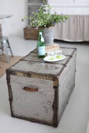 room vintage chest coffee table: antique trunk  antique trunk