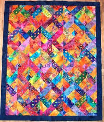 Daisy236: Two from one jelly roll quilt..... & Two from one jelly roll quilt. Adamdwight.com