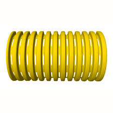 8 slot baughman s exclusive poly drain 8 slot perforated corrugated drainage pipe