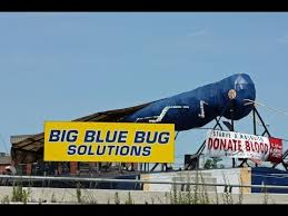 Big Blue Bug Solutions Car Pooling With Ben Episode 24 Big Blue Bug Solutions Youtube