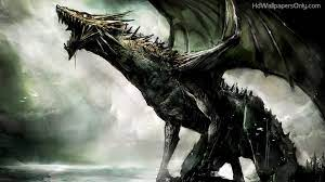 Black Dragon Wallpapers (70+ background ...