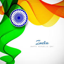 theme. Abstract Indian Flag Theme Background Design Of India, Abstract, Background, Card PNG O