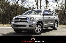 2014 Toyota Sequoia SR5 Stock # 054225 for sale near Marietta, GA ...
