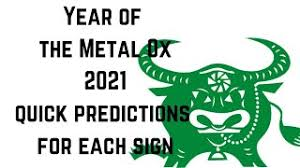 Facts, fortunes, personality traits… choose from over a million free vectors, clipart graphics, vector art images, design templates, and illustrations created by artists worldwide! 2021 Year Of The Metal Ox Simplicity And Rebuilding Quick Predictions For Each Sign Youtube