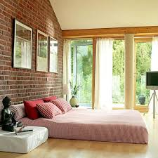 Small Picture Exposed Brick Wall Bedroom Ideas 20 Modern Bedroom Designs With