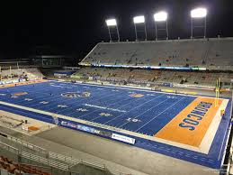 Albertsons Stadium Interactive Seating Chart Bronco Stadium Section 104 Rateyourseats Com