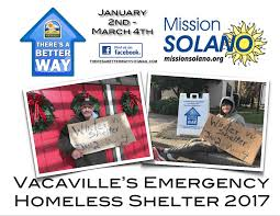 once again our community will be collaborating with the churches of vacaville mission solano and our vacaville homeless roundtable by hosting our homeless