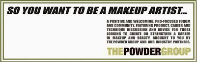 michael devellis of the powder group created the group so you want to be a makeup artist
