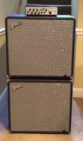 1x15 Guitar Cabinet New 2014 Fender Rumble 410 115 Cabs Talkbasscom