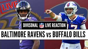 Baltimore Ravens vs Buffalo Bills Live ...