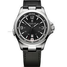 men s victorinox swiss army night vision mechanical watch 241664 mens victorinox swiss army night vision mechanical watch 241664