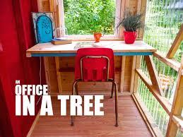 office in a tree house outside boston ma tiny cabin idolza