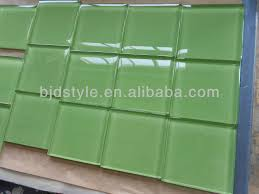 straight edge gloss glass tile 4x4 crystal clear mosaic tn12 with regard to decor 14