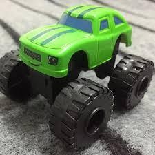 kids children blaze monster machines