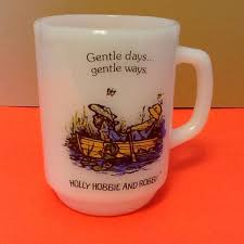 red glass mugs fresh holly hobbie and robby anchor hocking milk glass coffee mug gentle of
