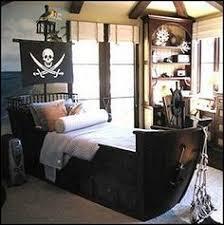 boy s room captn wills pirate ship bed twin espresso by olivia will dark espresso