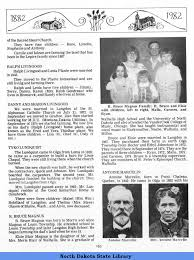 History of Olga, North Dakota and Our Lady of the Sacred Heart Church :  1882-1982 - North Dakota County and Town Histories (ND State Library) -  Welcome to Digital Horizons