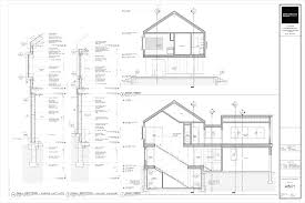 architectural drawings. Modern House Drawings Bob Borson A501 Architectural N