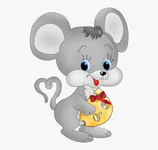 Kreslené Obrázky Myška, HD Png Download , Transparent Png Image - PNGitem