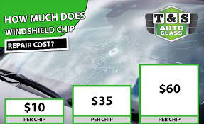 windshield chip repair cost 2020