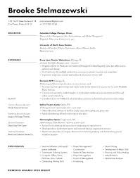 Types Of Resumes Samples Super Types Of Resume Beauteous Coffee Shop