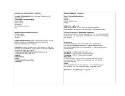 Bistrun Difference Between Resume And Cv Curriculum Vitae Resume