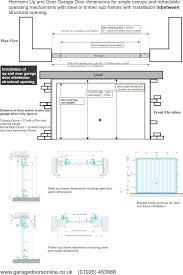 industrial garage door dimensions. Plain Garage Garage Door Sizes In Simple Home Design Wallpaper With    For Industrial Garage Door Dimensions L