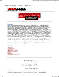 News Pdf To A Media Social On Hybrid Detection Fake Approach rx6R6tX