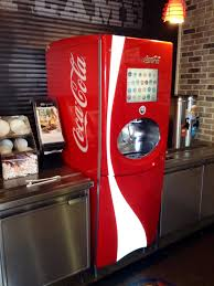 Coca Cola Touch Screen Vending Machine Mesmerizing Pepsico Issues CocaCola A Touchscreen Fountain Challenge The