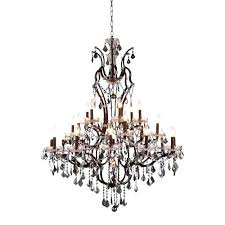 rustic crystal chandelier rustic crystal chandelier rustic iron crystal chandelier