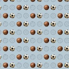 Wallpaper Football Steel Blue Decovrycom