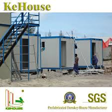 Light Steel Frame House Philippines Hot Item Philippines Light Steel Frame Structure Metal Product Modular Mobile Prefab Container Bungalow