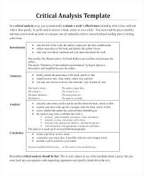 critical analysis essay topics literary analysis essay prompts  critical