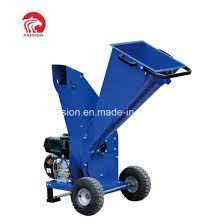 15 hp garden waste shredder